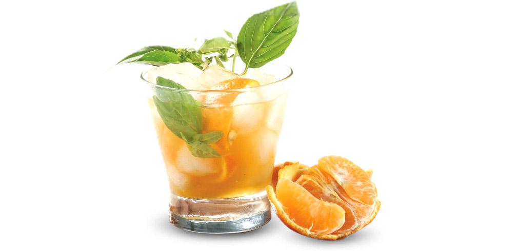Resultado de imagem para copo long drink de licor de tangerina